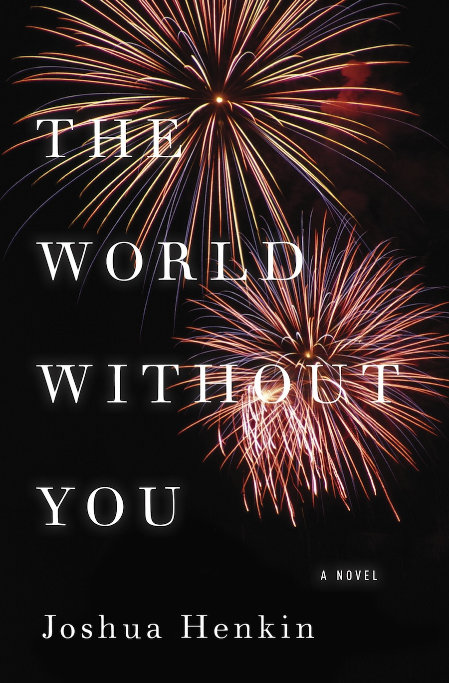"Click photo to download. Caption: The book cover for ""The World Without You."" Credit: Courtesy Joshua Henkin."