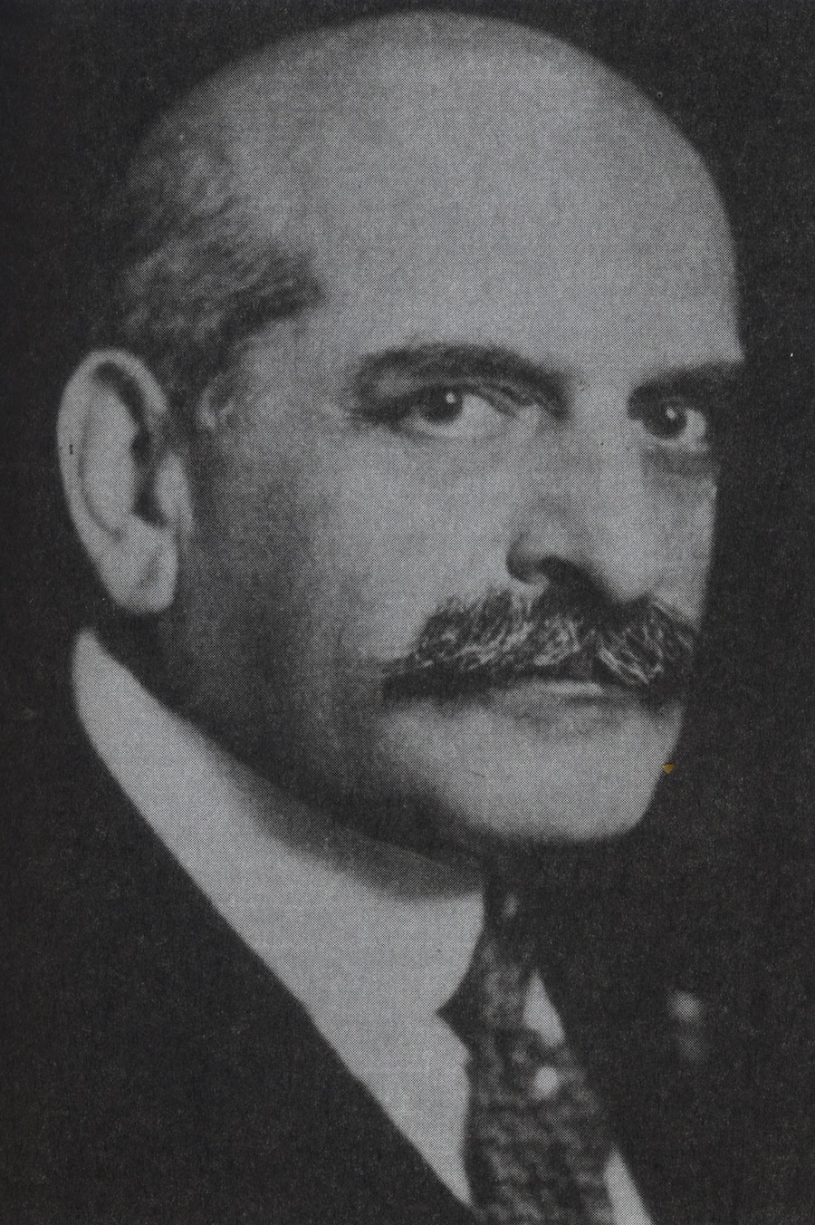 Click photo to download. Caption: Felix M. Warburg. Credit: Courtesy of The David S. Wyman Institute for Holocaust Studies.