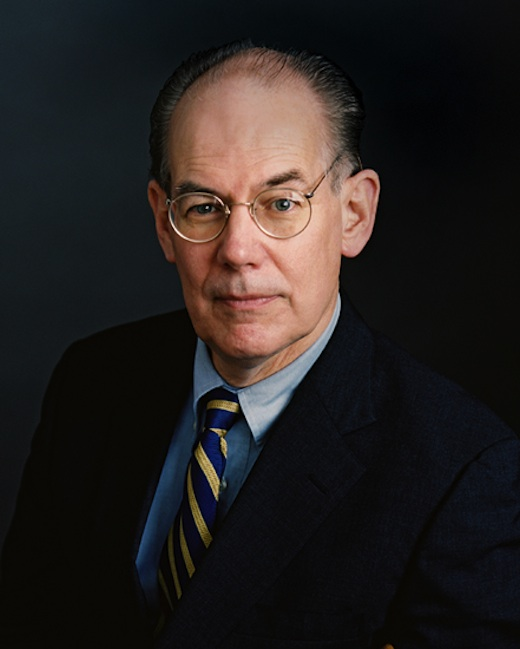 """Click photo to download. Caption: """"The Israel Lobby"""" author John Mearsheimer. Credit: John Mearsheimer."""