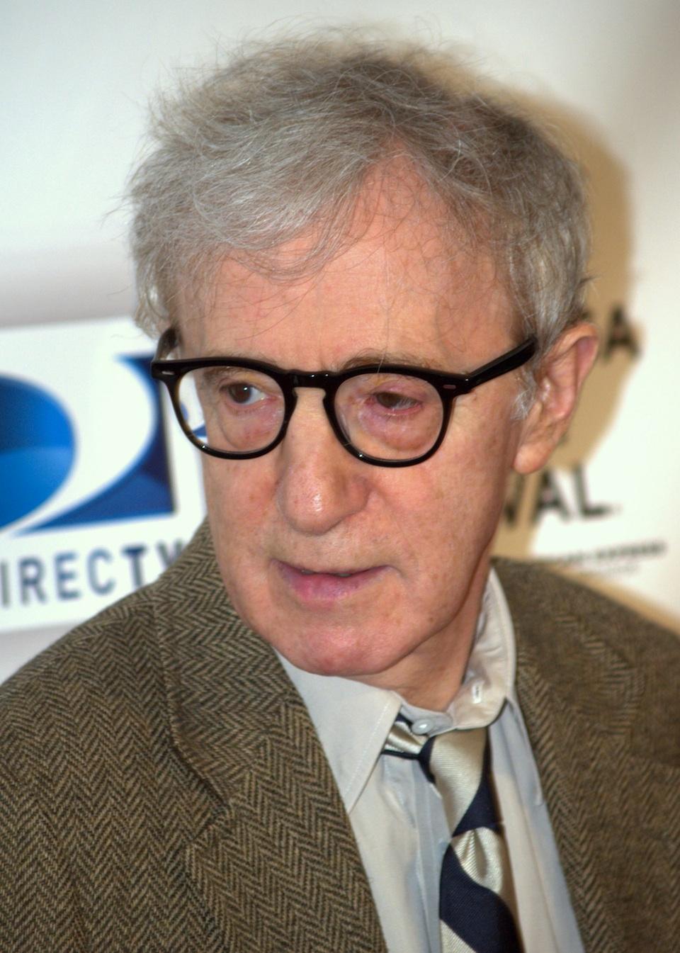 Click photo to download. Caption: Woody Allen. Credit: David Shankbone.