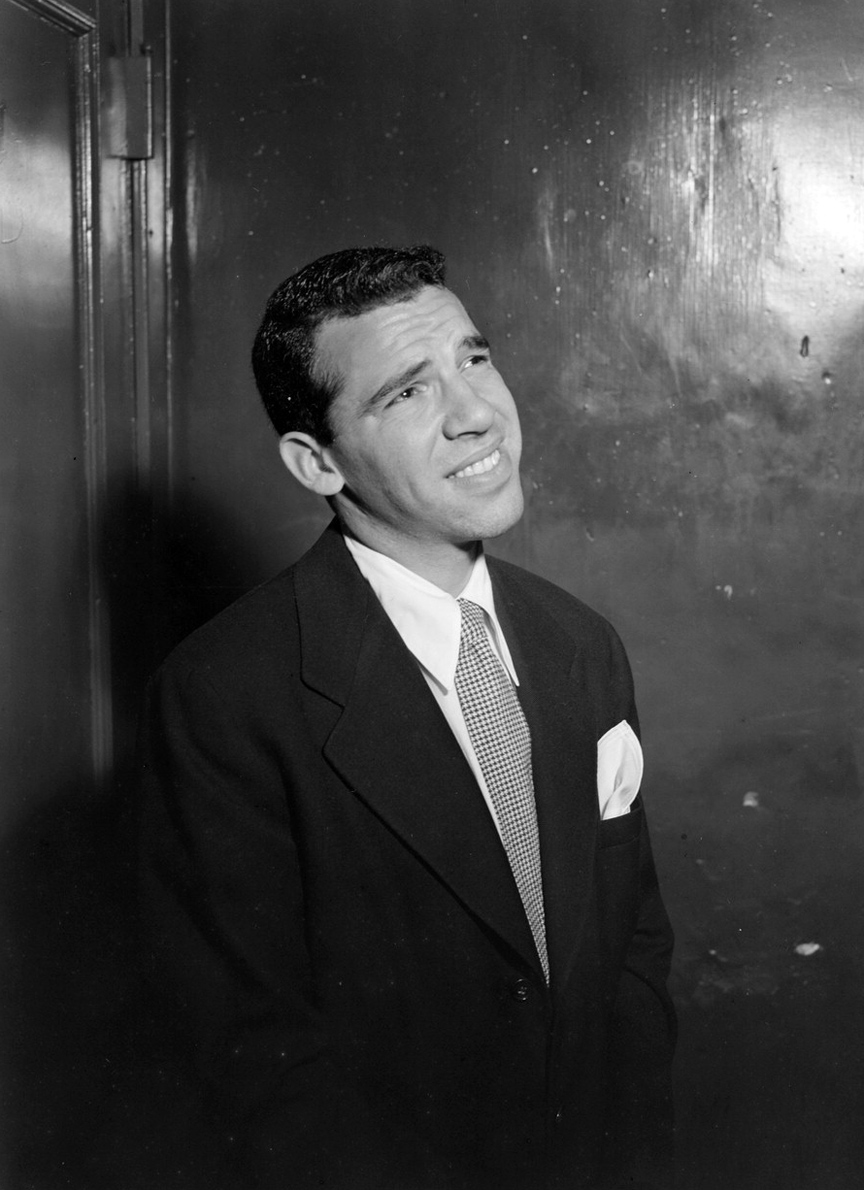 Click photo to download. Caption: Buddy Rich. Credit: William P. Gottlieb Collection.