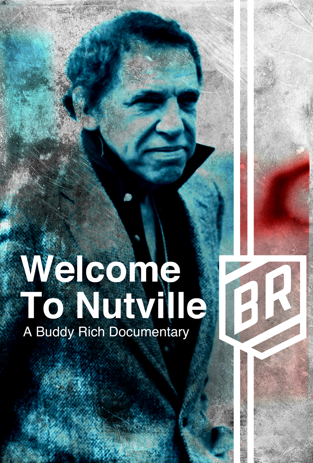"""Click photo to download. Caption: The cover of """"Welcome to Nutville,"""" the documentary on Buddy Rich's life. Credit: Courtesy Brian Morgan."""