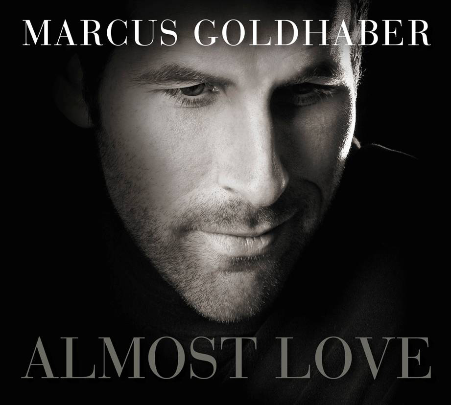 """Click photo to download. Caption: Marcus Goldhaber's new album, """"Almost Love."""" Credit: Courtesy Marcus Goldhaber."""