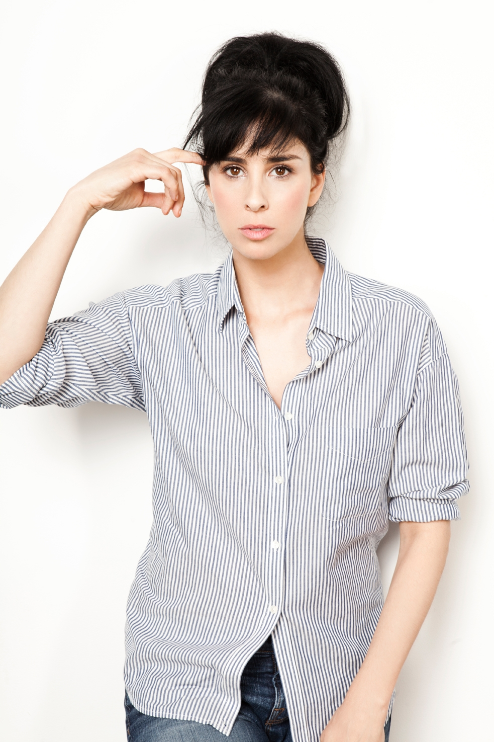 Click photo to download. Caption: Sarah Silverman. Credit: Americans United.