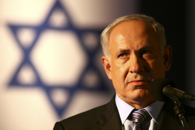 Click photo to download. Caption: In an interview to Israel Hayom, Israeli Prime Minister Benjamin Netanyahu said relations between Israel and the U.S. are very strong, but there are also disagreements on how to best achieve peace. Credit: Abir Sultan/Flash90.