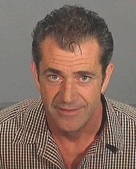 Click photo to download. Caption: Hollywood actor Mel Gibson planned to make Hanukkah movie despite anti-Semitism allegations. Credit: Los Angeles County Sheriff's Department/Wikimedia Commons.