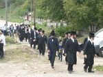 Click this photo to download. Caption: Over 18,000 people flock to Uman, Ukraine to shed themselves of their sins by Rabbi Nachman's grave. Travel: From hotels to rabbinical gravesites