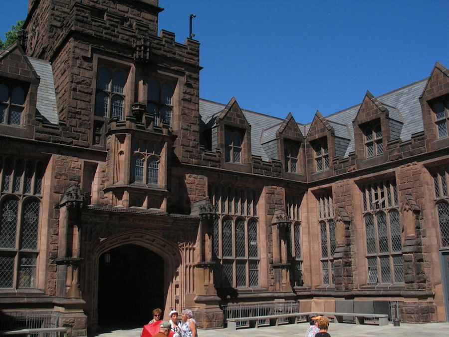 Click photo to download. Caption: Princeton University. Credit: Wikimedia Commons.How do other universities treat religious holidays?