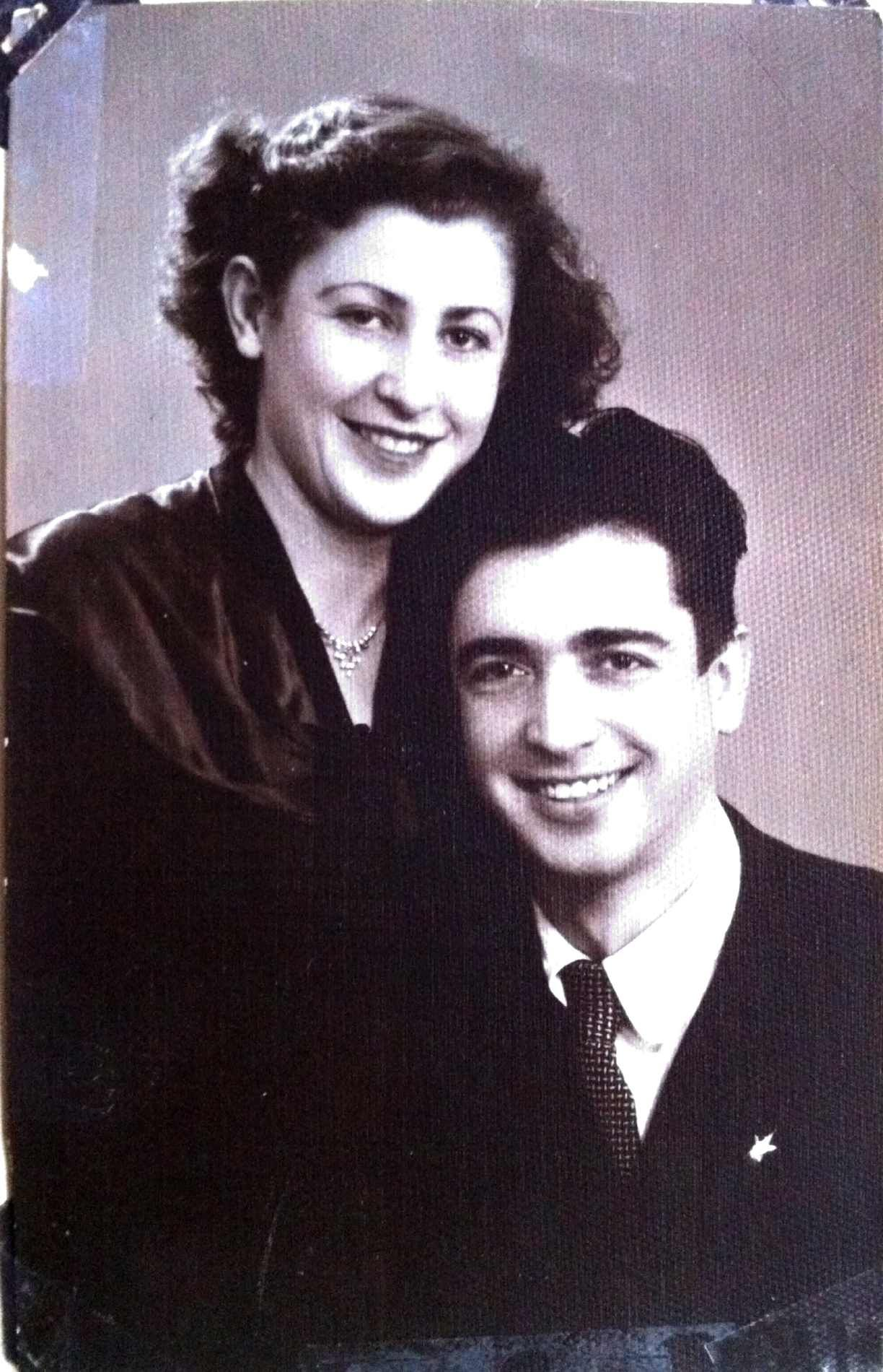 Click photo to download. Caption: Tamara and Leonid.Tamara and Leonid—since 1959.