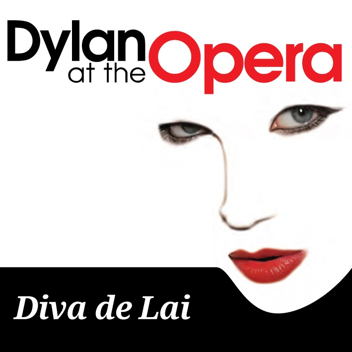 """Click photo to download. Caption: The cover of """"Dylan at the Opera,"""" the new album by Israeli band Diva de Lai. Credit: Diva de Lai."""