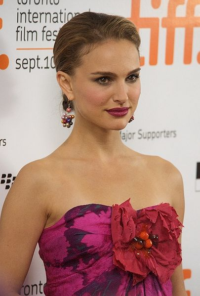 Israeli-American actress Natalie Portman is donating money and clothes to Syrian refugees. Credit: Wikimedia Commons.