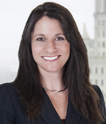 Hillel International President and CEO Eric Fingerhut announced Wednesday the appointment of Tracy Turoff, pictured, as the organization's first general legal counsel. Credit: Hillel International.