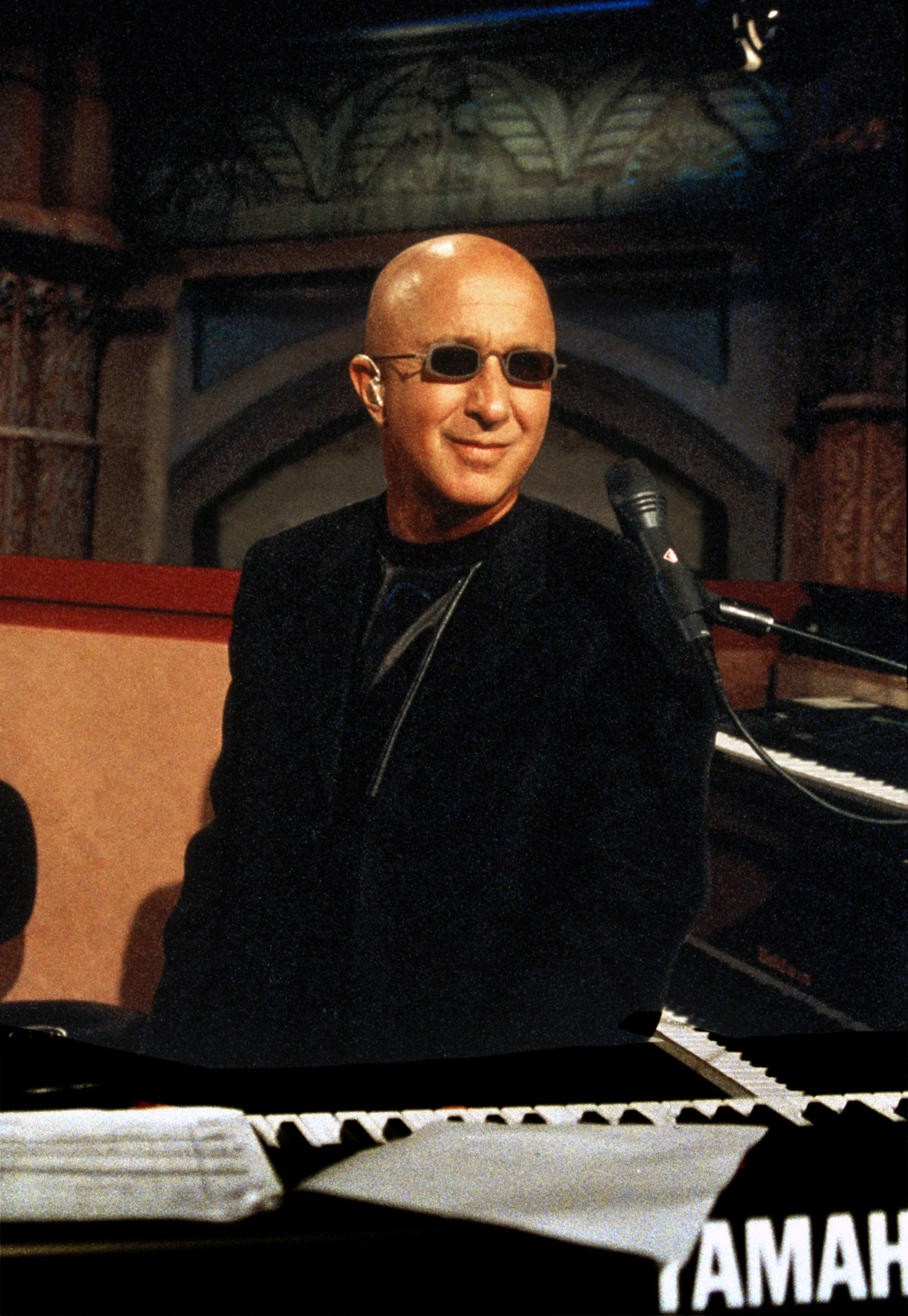 Click photo to download. Caption: Paul Shaffer. Credit: Courtesy of Daniel Fetter.