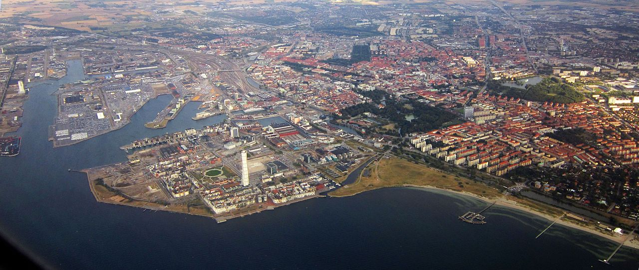 Malmo, Sweden. Credit: Wikimedia Commons.