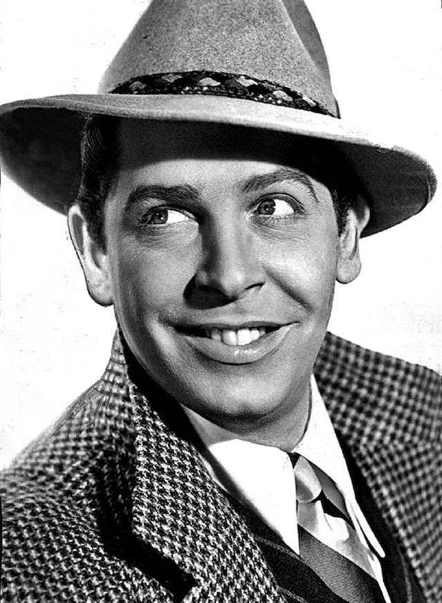Click photo to download. Caption: A 1943 publicity photo of Milton Berle. Credit: EBay via Wikimedia Commons.
