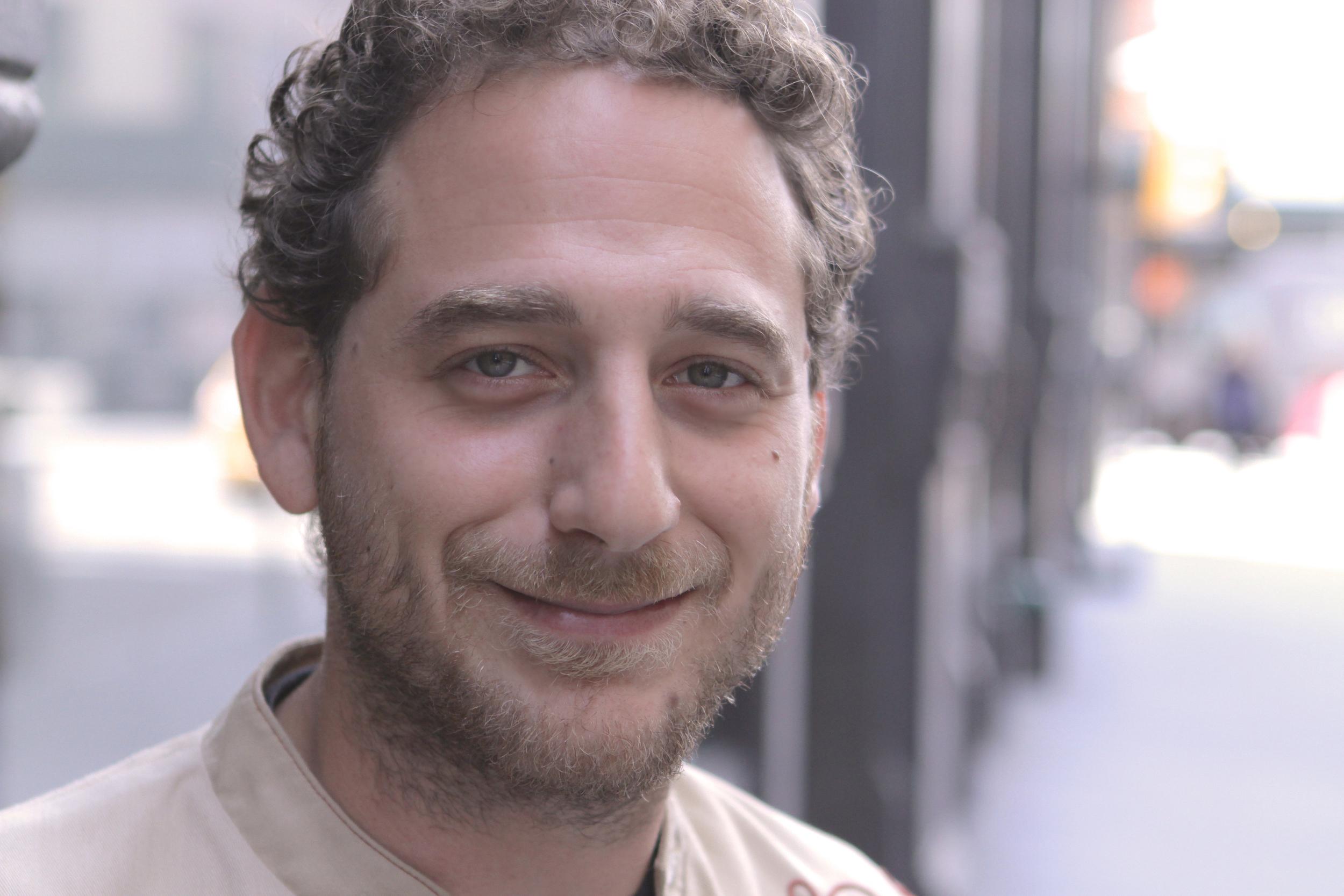 Click photo to download. Caption: Israeli filmmaker Eyal Resh. Credit: Courtesy Eyal Resh.