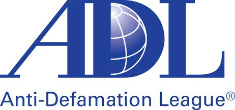 The logo of the Anti-Defamation League. Credit: Anti-Defamation League.