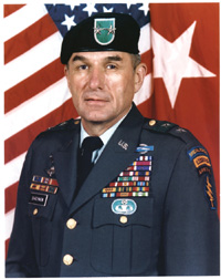 Major Gen. Sidney Shachnow. Credit: Wikimedia Commons.
