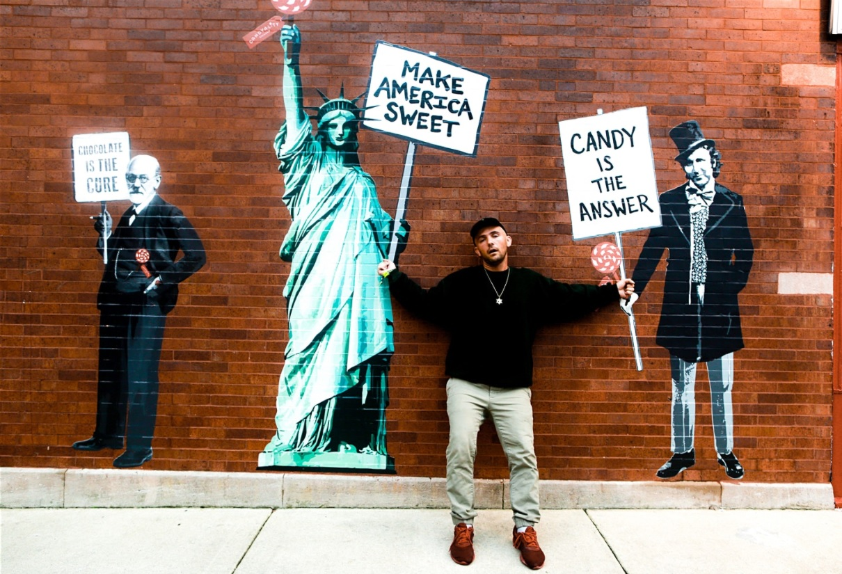Jewish and American-Israeli rapper Rami Even-Esh, better known as Kosha Dillz. Credit: Courtesy Kosha Dillz.