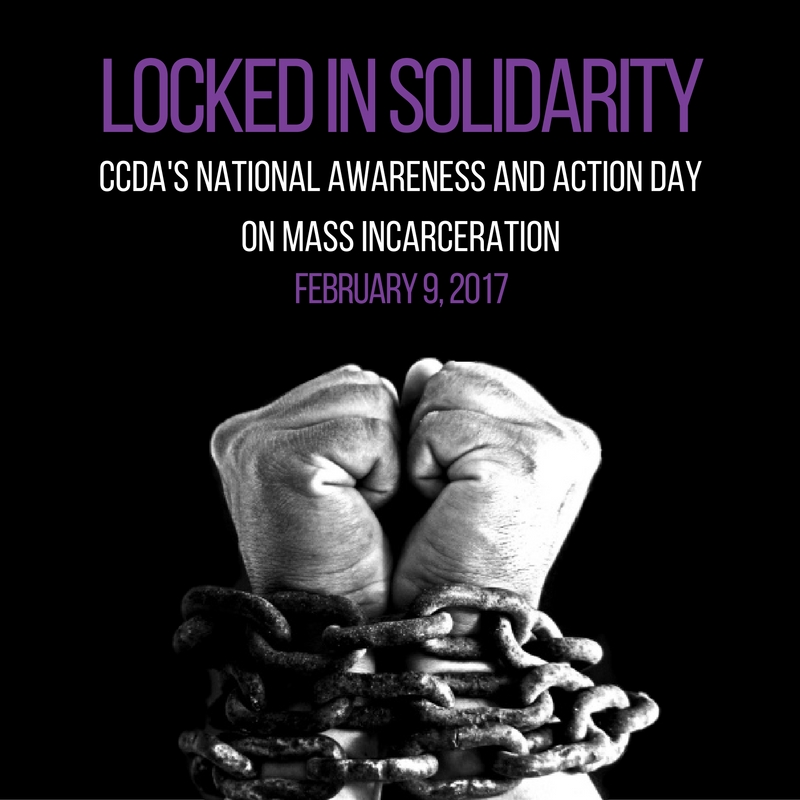 2017 Locked In Solidarity Prayer Vigil on Mass Incarceration