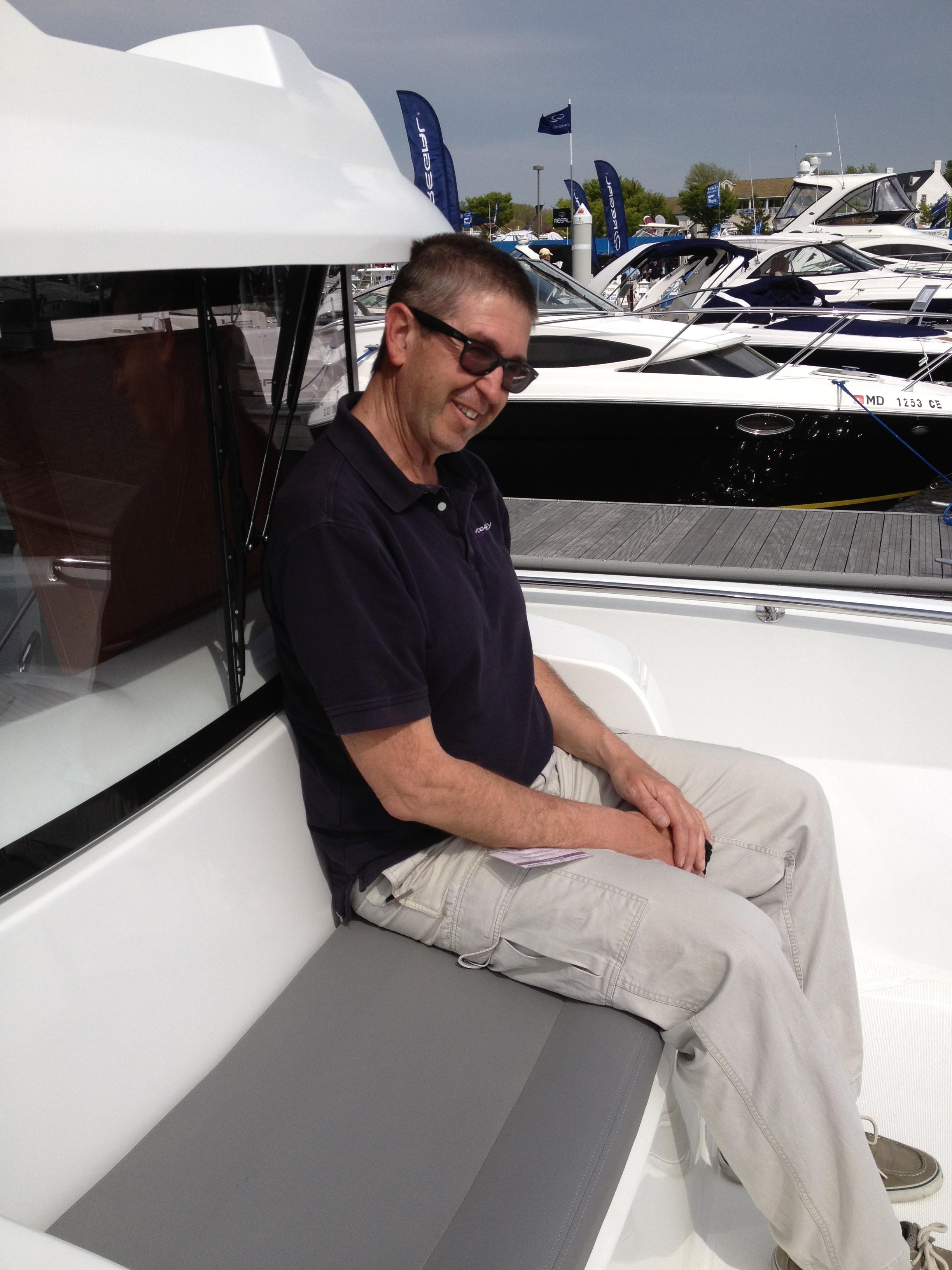 Dave on the Barracuda.JPG