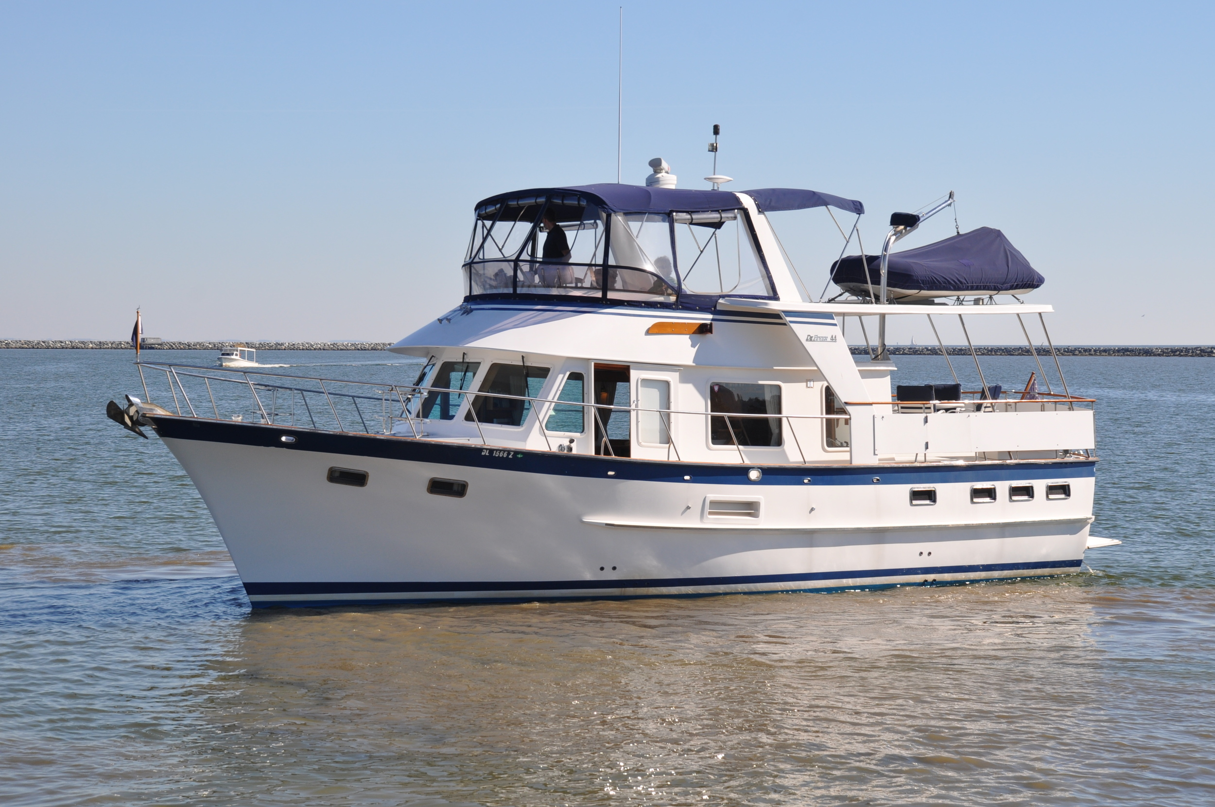 2000 Defever 44 — Dave Townley Yachts