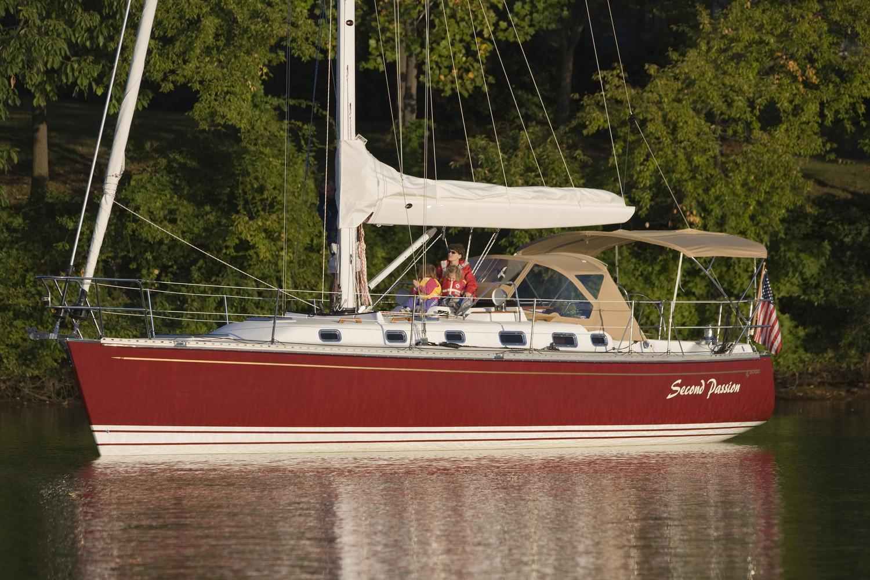 Tartan — Dave Townley Yachts