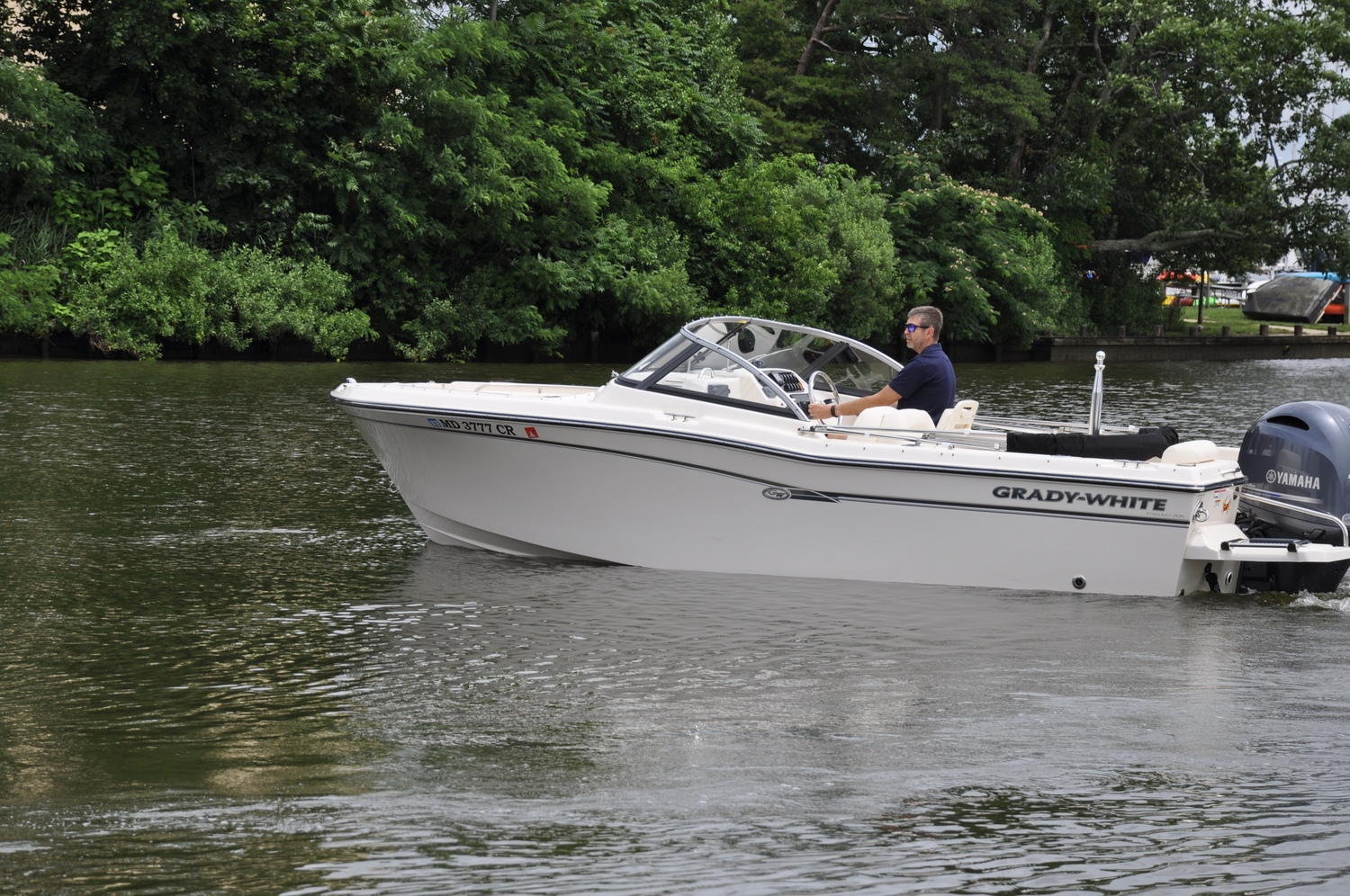 2015 Grady White Freedom 205 — Dave Townley Yachts