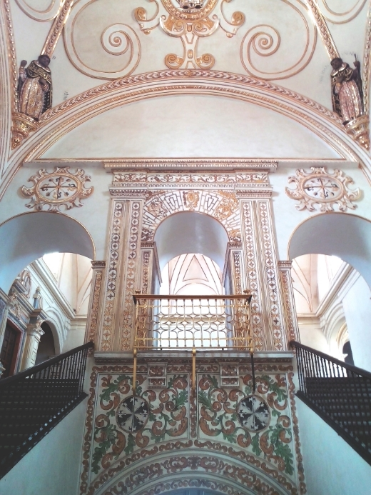 Inside Santo Domingo