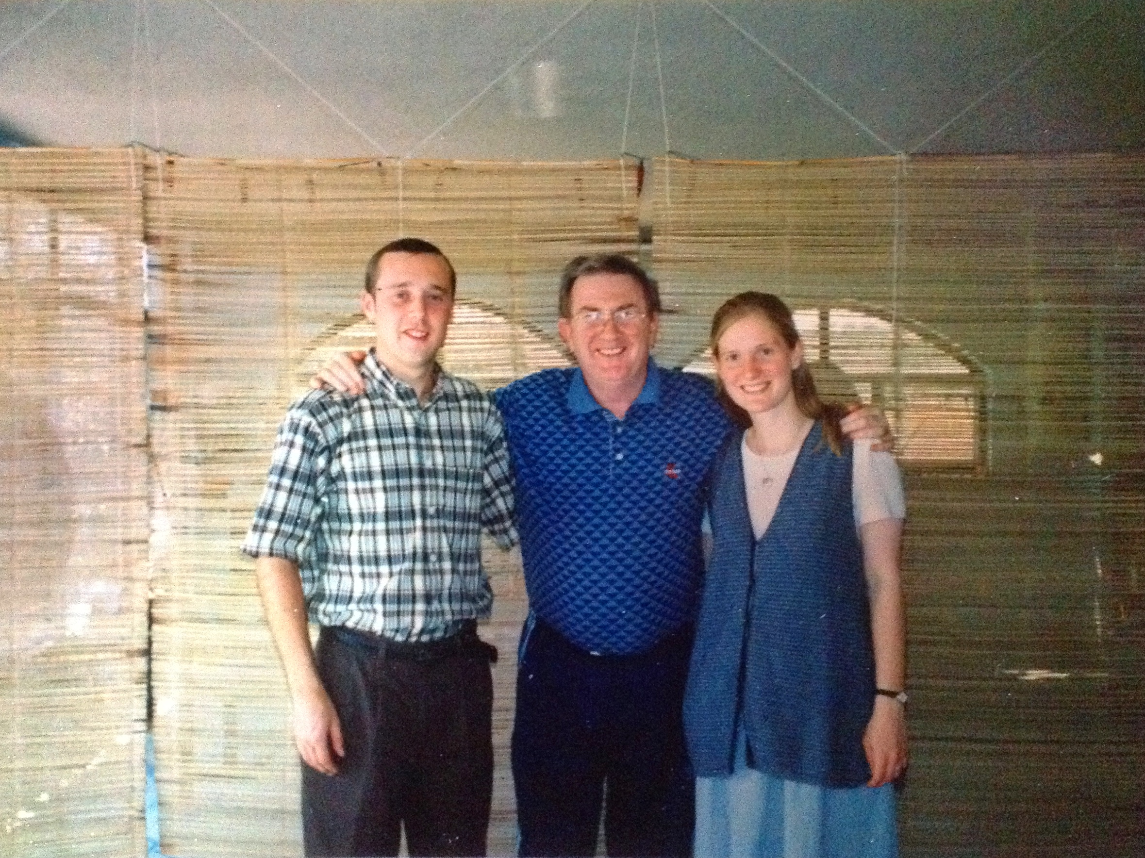 William and Katie with Pastor Kevin Gould    www.kevingould.org