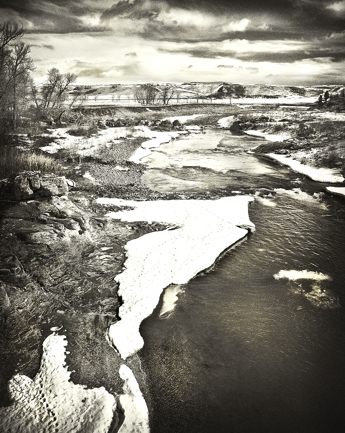 Coulee Meltdown