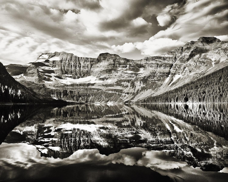 Cameron Lake Reflective