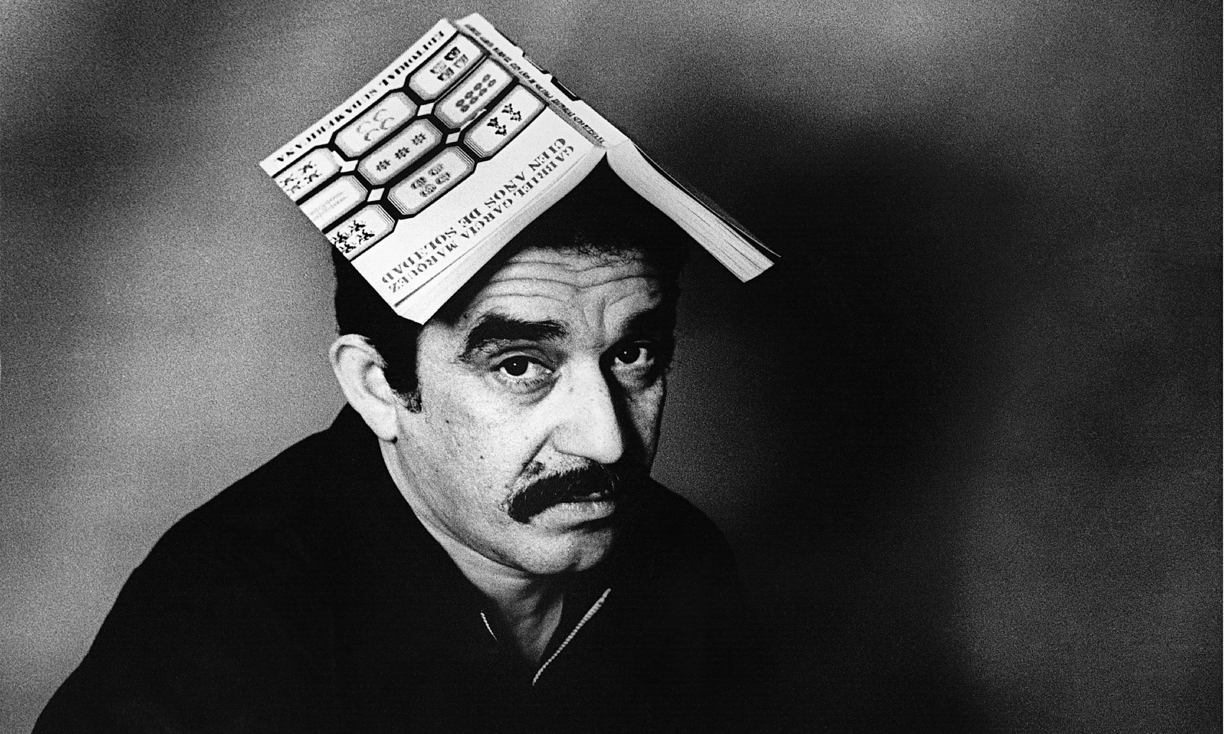 Gabriel García Márquez in 1975. Photograph: Isabel Steva Hernandez/Colita/Corbis