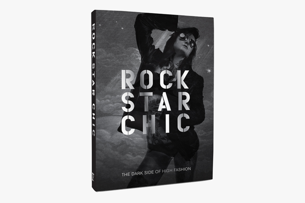 Rock Star Chic: The Dark Side of High Fashion  Hardcover   by      Patrice Farameh