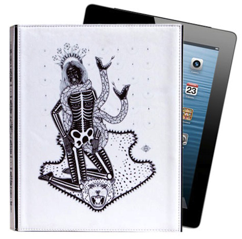 Minka Sicklinger X The Unlimited X caseable  Limited Edition iPad case