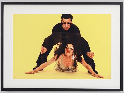 Facelift , 1997, Robert Melee