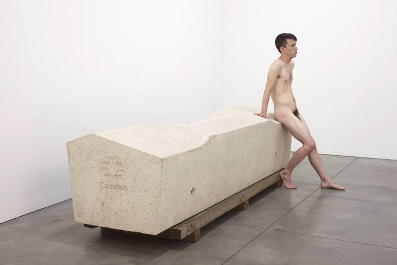 Roger Hiorns - Sculptural Work