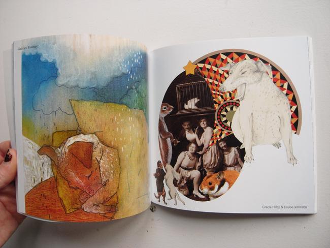 The Morran Book Project  (Image courtesy: Camilla Engman)