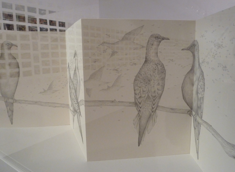 Louise Jennison,  For Martha , 2011–2012, artists' book