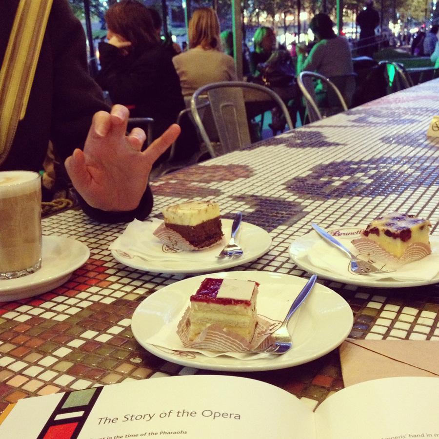 And so it begins,  Handel's  Partenope  , Opera Australia