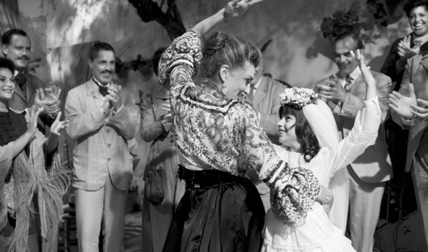 Still from  Blancanieves  (Director: Pablo Berger), MIFF 2013