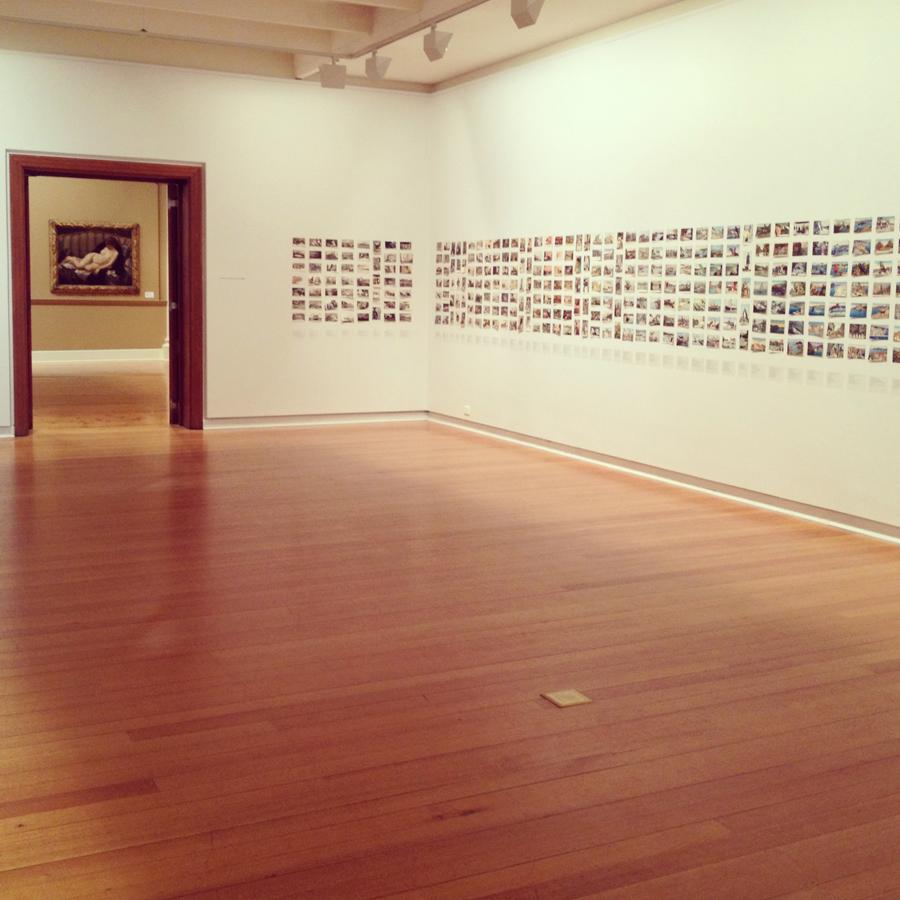 All breathing in heaven  , 2013, Geelong Gallery