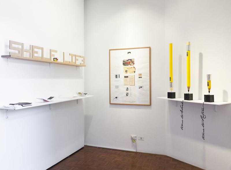 Shelf Life  2013, Delmar Gallery, N.S.W.