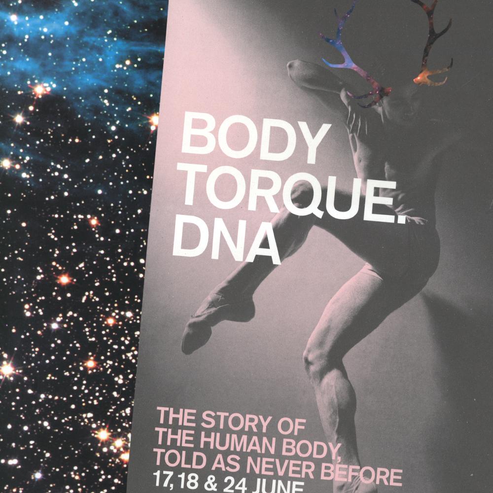 The Australian Ballets' Bodytorque.DNA, for Fjord Review