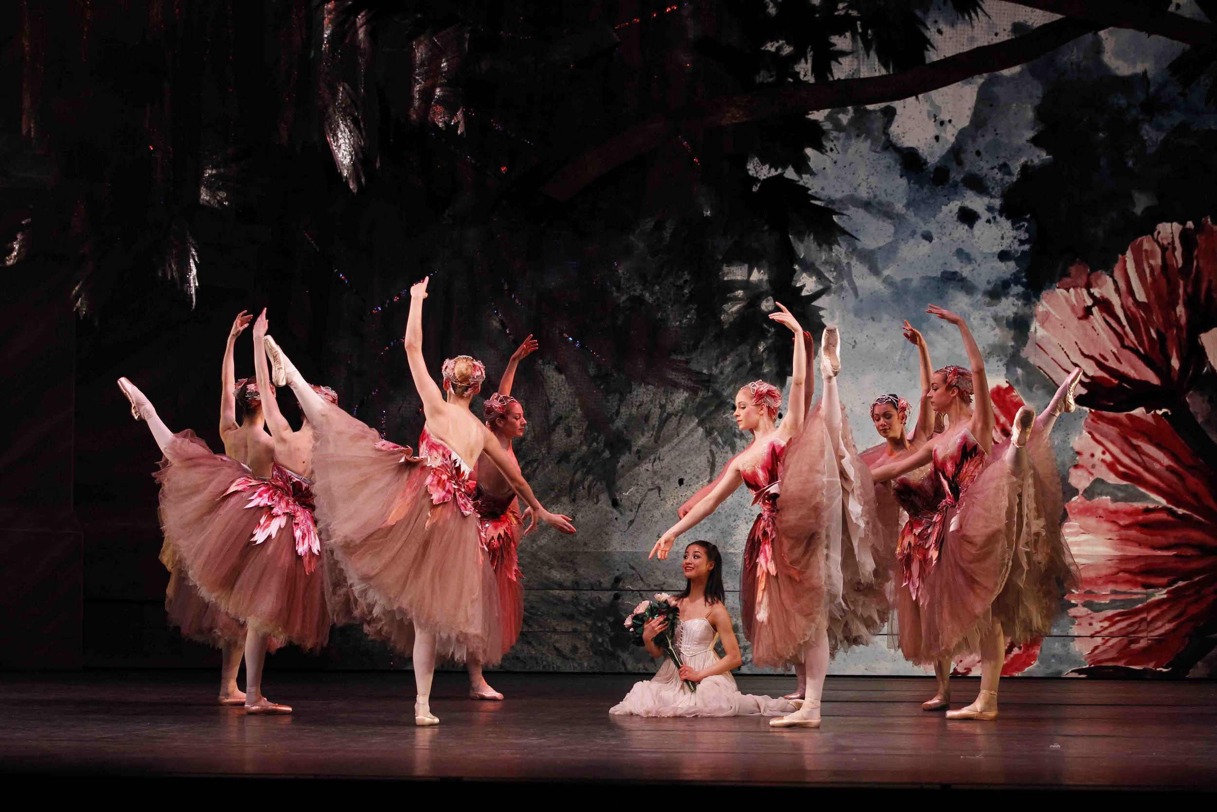 Artists of The Australian Ballet in Peter Wright's  The Nutcracker  (Image credit: Jeff Busby)