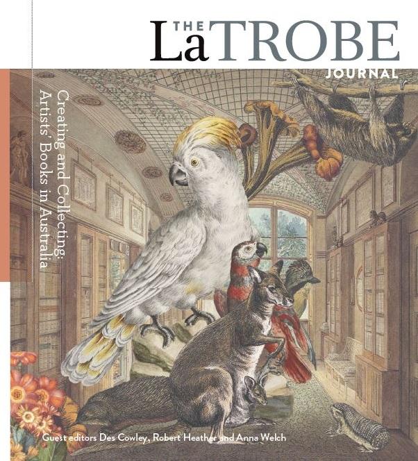 gracialouise_LaTrobeJournal_cover