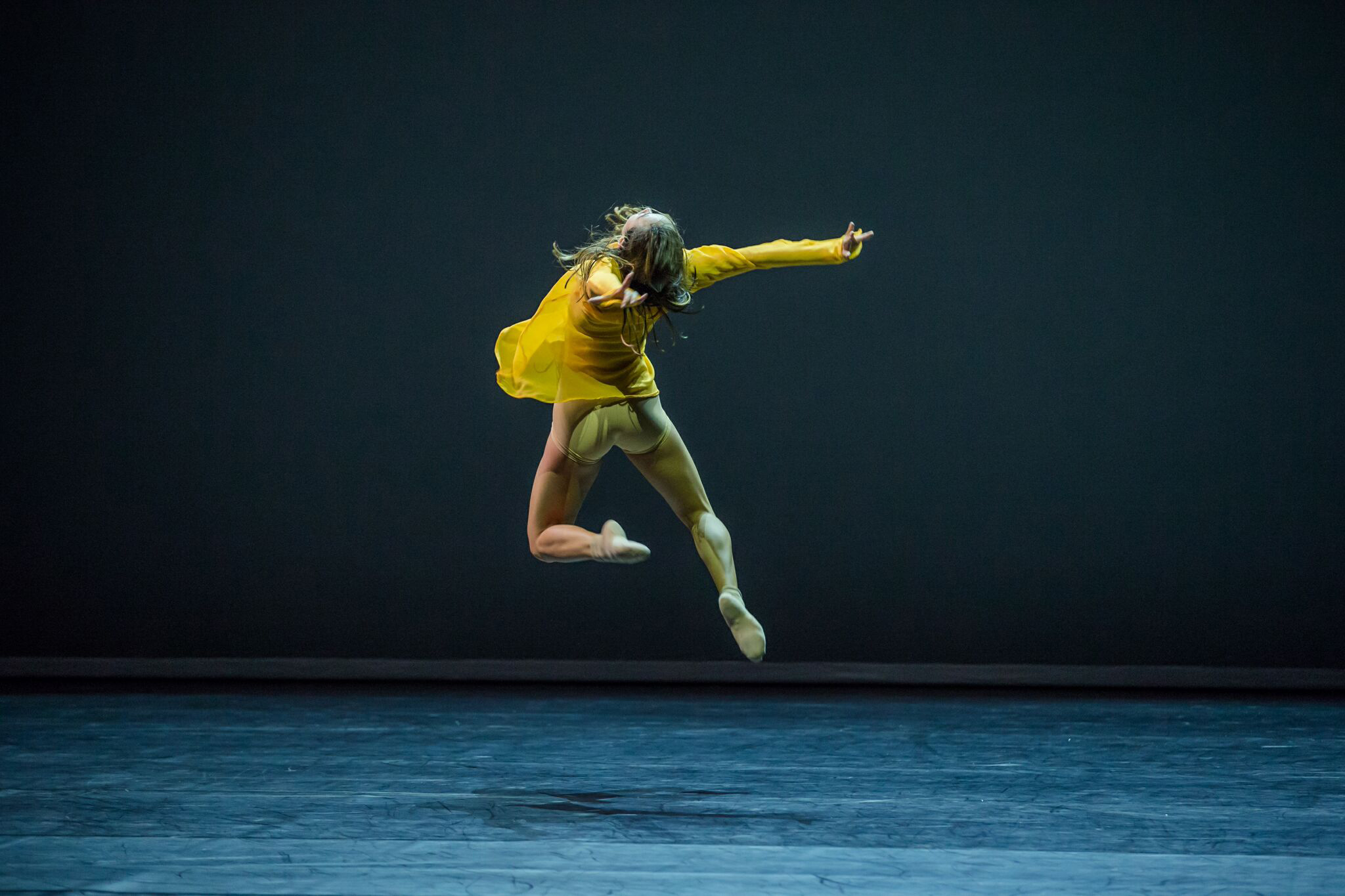 Sydney Dance Company's  Quintett , featuring Chloe Leong (Image credit: Peter Greig)