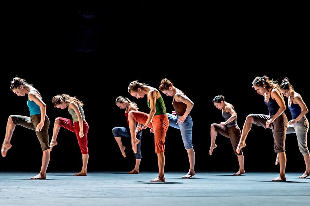 Decadance  performed by Batsheva Dance Company (Image credit: David Harris)
