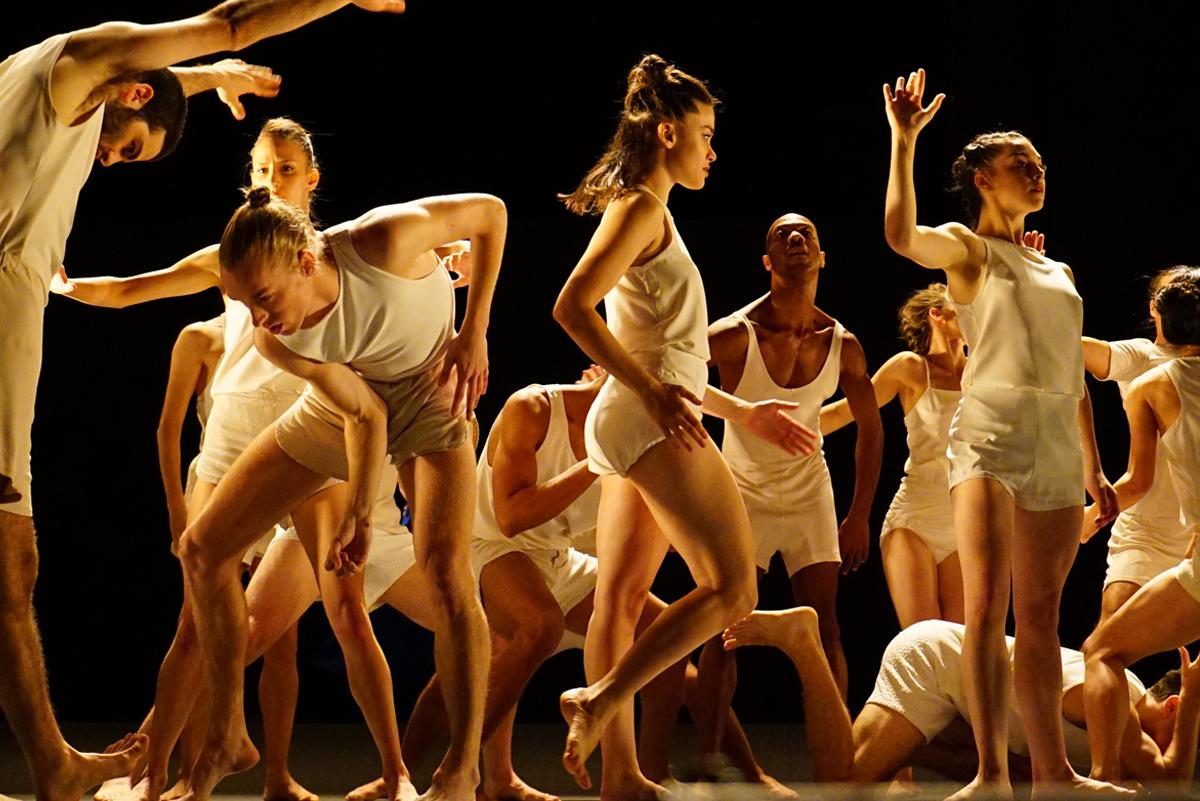 Last Work  performed by Batsheva Dance Company (Image credit:  Batsheva Dance Company website )