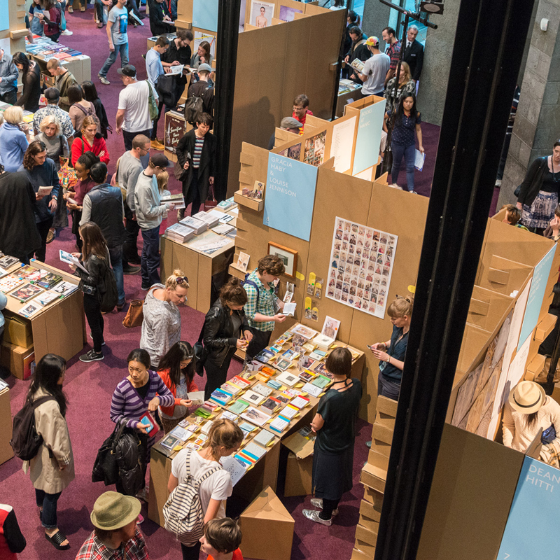 Melbourne Art Book Fair, 2015